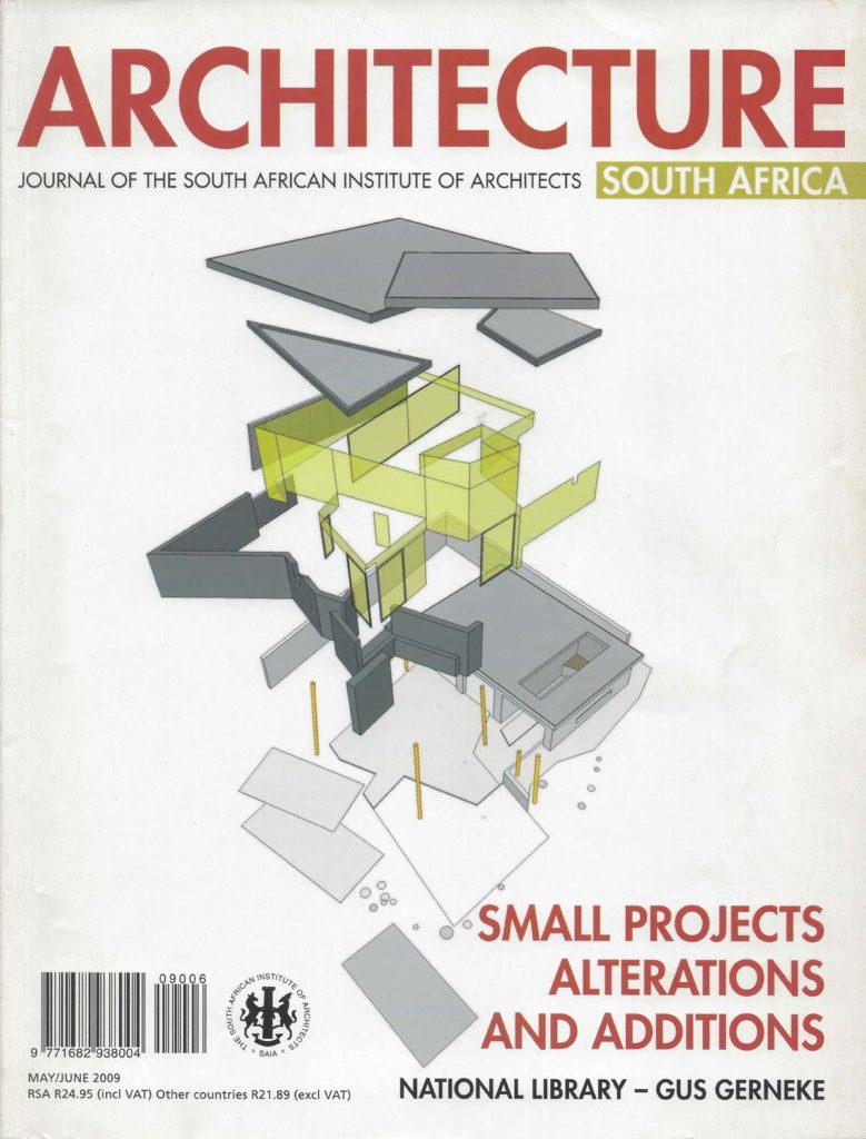 SAIA 2009 - Lead Architects